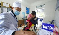 Unicef y OMS dispuestos a apoyar a Vietnam en el programa de inmunización para los niños