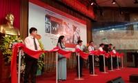 Inauguran en Hanói exposiciones sobre presidente Ho Chi Minh
