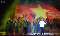 Programa artístico especial para celebrar el 130 aniversario del natalicio del presidente Ho Chi Minh