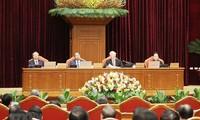 Inauguran XII pleno del Comité Central del Partido Comunista de Vietnam