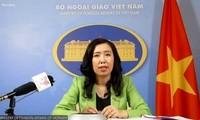 Vietnam pide a los países no complicar la situación en el Mar del Este
