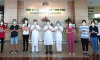Curadas ocho personas más con coronavirus en Vietnam