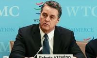 Renuncia director general de la OMC