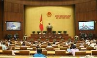 Parlamento de Vietnam debate proyecto de Ley de la Guardia Fronteriza