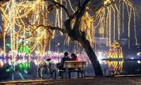 La belleza de Hanói en los ojos de jóvenes artistas