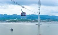 Inaugurarán en Vietnam el teleférico con pilona más alta del mundo