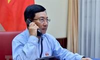 Vietnam y Suiza buscan fortalecer relaciones