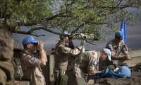 Vietnam apoya las actividades de la Fuerza de la ONU de Observación en los Altos del Golán