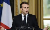 Líderes de Francia y Reino Unido debaten sobre Brexit y Covid-19