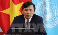 Vietnam llama a compartir la responsabilidad en la cuestión de los refugiados