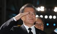 Seúl llama a poner fin a la guerra de Corea para siempre