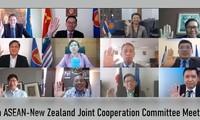 Asean y Nueva Zelanda por fortalecer asociación estratégica
