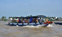 Esfuerzos de localidades del Delta del Mekong por revitalizar el turismo regional