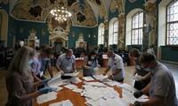 La mayoría de los votantes rusos apoya nuevas enmiendas constitucionales