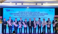 Inauguran en Ciudad Ho Chi Minh el Instituto de Investigación para la Economía Circular