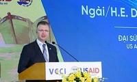 Relaciones Vietnam-Estados Unidos están en su mejor fase, afirma embajador estadounidense