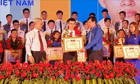 Elogian a sobresalientes trabajadores jóvenes de Vietnam 2020