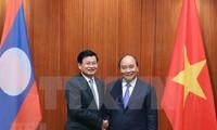 Laos y Vietnam fortalecen relaciones