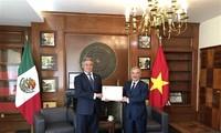 Vietnam tiene cónsul honorario en ciudad mexicana de Guadalajara
