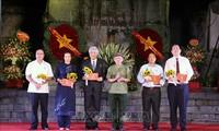 Conmemoran 70 aniversario del Día de la Fuerza de Jóvenes Voluntarios de Vietnam