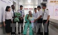 Prensa británica alaba a Vietnam por recuperar la salud de un ciudadano