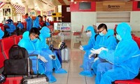 Más ciudadanos vietnamitas repatriados desde ultramar