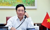 Vietnam y Corea del Sur impulsan cooperación en la lucha contra el covid-19