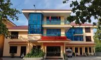 Casa común de familiares de mártires en Quang Tri