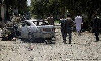 Afganistán: al menos 18 muertos en un atentado con coche bomba
