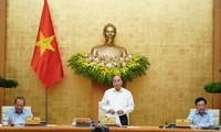 Premier de Vietnam revisa trabajos importantes del gobierno en julio y traza nuevas tareas para agosto