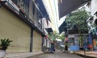 Localidades vietnamitas intensifican medidas de prevención contra covid-19