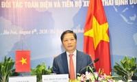 Vietnam participa en reunión virtual del Consejo del CPTPP