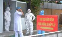 Reportan en Vietnam tres nuevos casos del covid-19