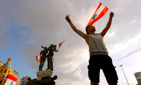 Comunidad internacional comprometida a ayudar a Líbano a recuperarse de la tragedia