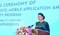 Lanzan sitio web y aplicación para dispositivos móviles de la AIPA 2020