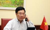 Altos funcionarios de Vietnam y Arabia Saudita abordan los lazos bilaterales
