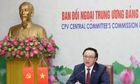 Fortalecen relaciones entre los partidos y pueblos de Vietnam y República Dominicana