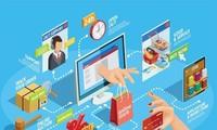 Exportación en línea: una oportunidad de oro para las empresas vietnamitas