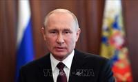 Putin pide el diálogo para la crisis en Bielorrusia