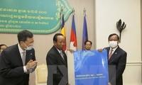 Mapas topográficos de la frontera entre Vietnam y Camboya se enviarán a la ONU