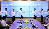 Phu Tho inaugura su Centro de Operaciones Inteligentes