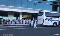 Repatrian a 350 ciudadanos vietnamitas desde Japón