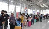 Repatriación de cientos de vietnamitas varados en Filipinas
