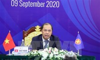Declaración Conjunta de cancilleres destaca la solidaridad y el alto consenso de la Asean