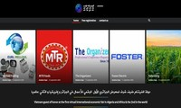 Vietnam participa en la Feria Internacional online de Comercio y Marketing en Argelia