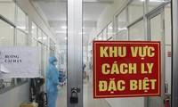 Vietnam suma 18 días libre de contagios locales de covid-19