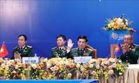 Vietnam preside XVII videoconferencia de Jefes de Defensa de Asean