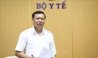 OMS entrega a Vietnam las directrices sobre atención integrada para personas mayores