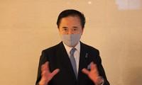 La visita del primer ministro Suga a Vietnam forjará los vínculos bilaterales, afirma gobernador japonés