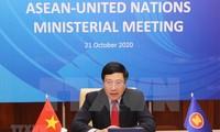 Cancilleres de Vietnam y Malasia dialogan sobre importantes temas